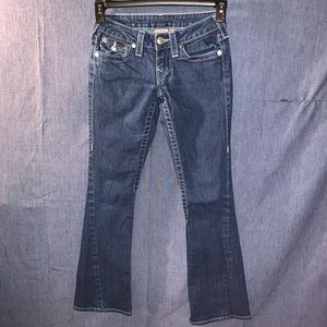 "Woman's True Religion ""Joey"" Jeans"
